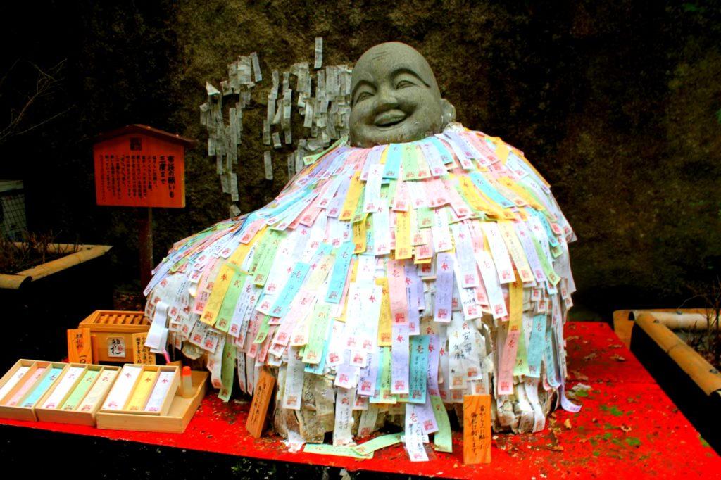 昇仙峡 パワースポット 布袋さん