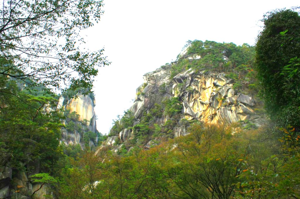 昇仙峡 円覚峰