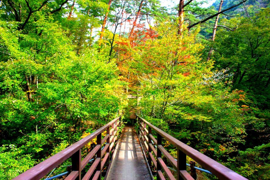 【昇仙峡】山梨のハイキングコース