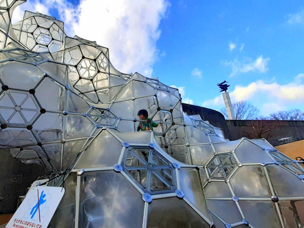 箱根彫刻の森美術館 シャボン玉の城