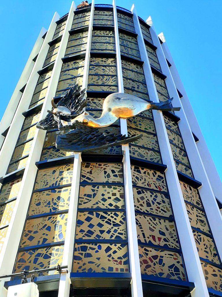 箱根彫刻の森美術館 幸せを呼ぶシンフォニー 外観