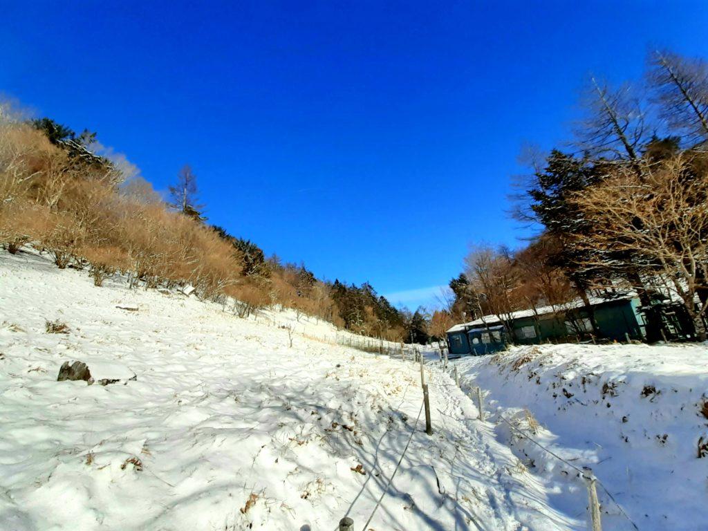 【大菩薩嶺】初心者向け日帰り登山コース 丸川荘