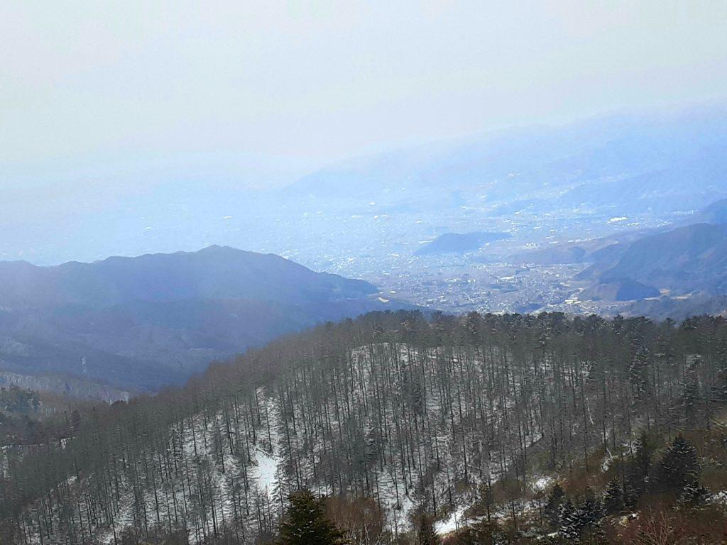 【大菩薩嶺】初心者向け日帰り登山コース 山頂 尾根道
