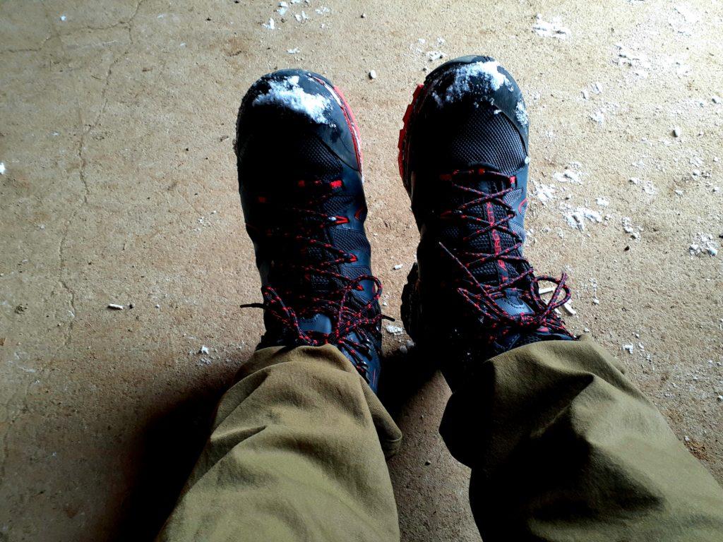 【大菩薩嶺】初心者向け日帰り登山コース マムート 靴