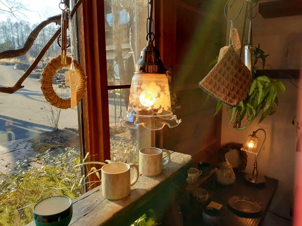 萌木の村の手作り雑貨