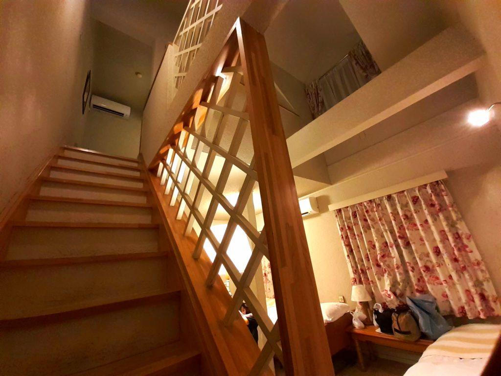 清里オーチャードハウスのファミリー向け部屋
