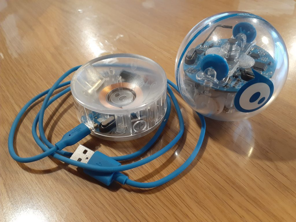 sphero SPRK+スフィロスパークプラス 充電