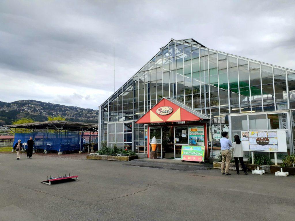酪農王国オラッチェの施設