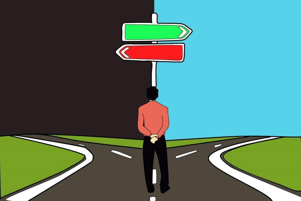高校生の進路選択の仕方
