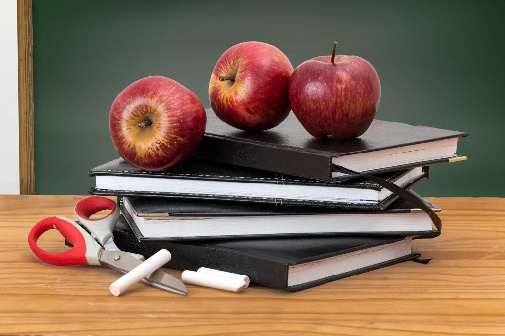 文系の学部選び、教育学部、チョークと黒板
