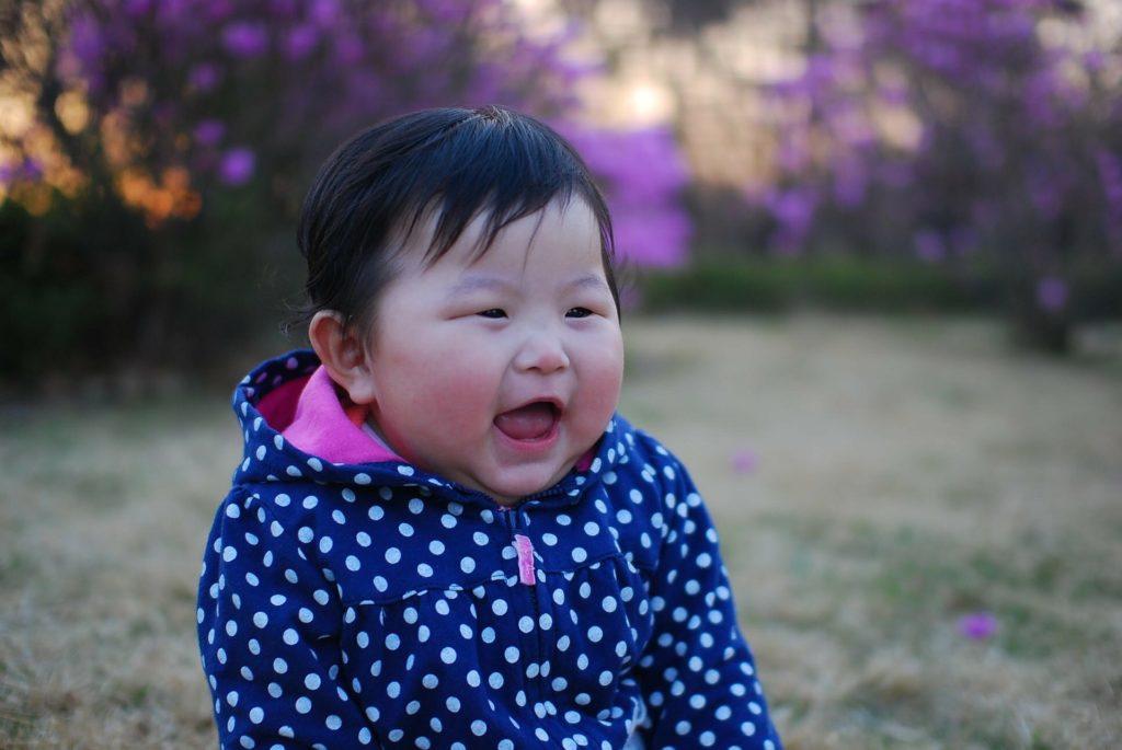 韓国の教育であるヌリ課程を受けた子ども