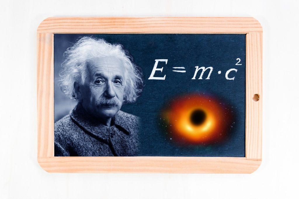 アインシュタイン 信じがたい事実を受け入れる