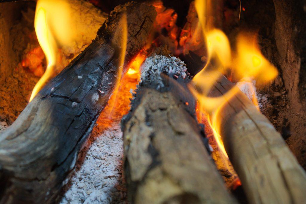 薪ストーブの掃除の仕方、やり方、方法