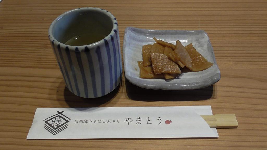 信州松本城下そばと天ぷら 「やまとう」実食!