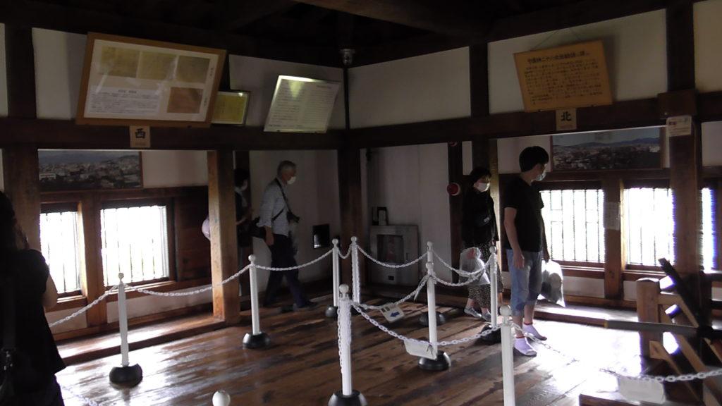 【松本城】長野の日本100名城!最上階