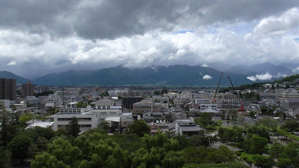 【松本城】長野の日本100名城!最上階の景色