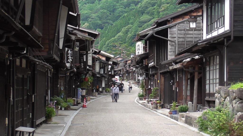 【松本観光】奈良井宿は日本一長い宿場町!木曽路のおすすめ!