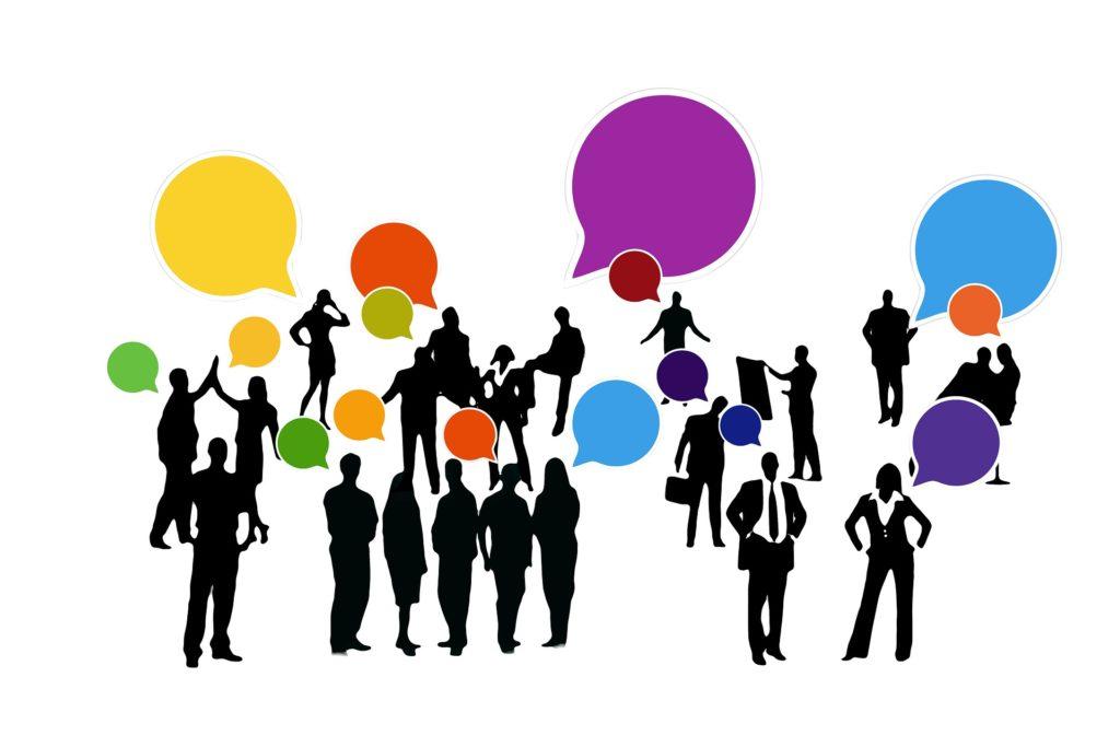 コミュ力の高い人は、相手の話を膨らませる