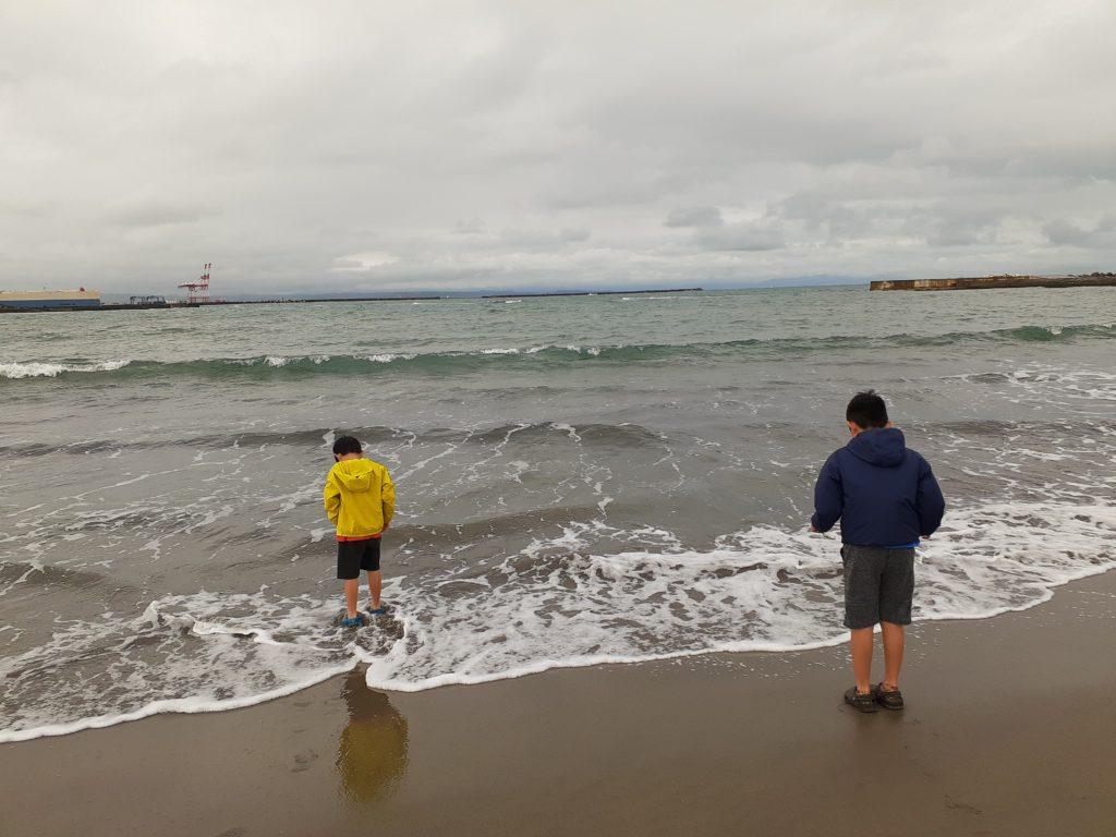マリンパーク御前崎 海水浴