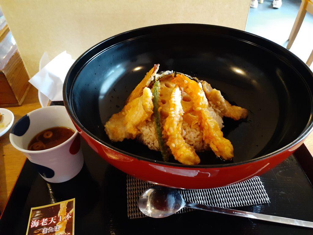 博多天ぷら専門店「織田」 天丼