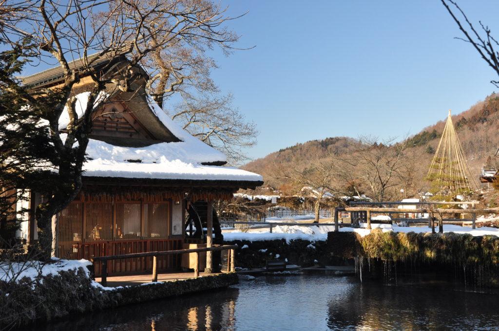 忍野八海の楽しみ方 冬景色も見どころ
