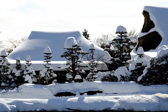 忍野八海の楽しみ方 冬景色も見どころ 雪景色