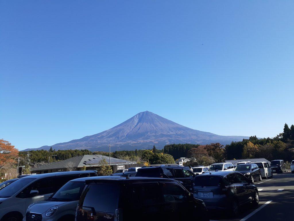 【ペット同伴観光】富士山白糸の滝は犬連れOK! 駐車場