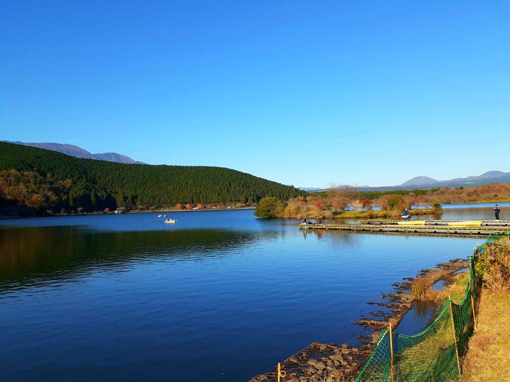 【田貫湖キャンプ場】南側AサイトとBサイトの比較!どっちが良い?