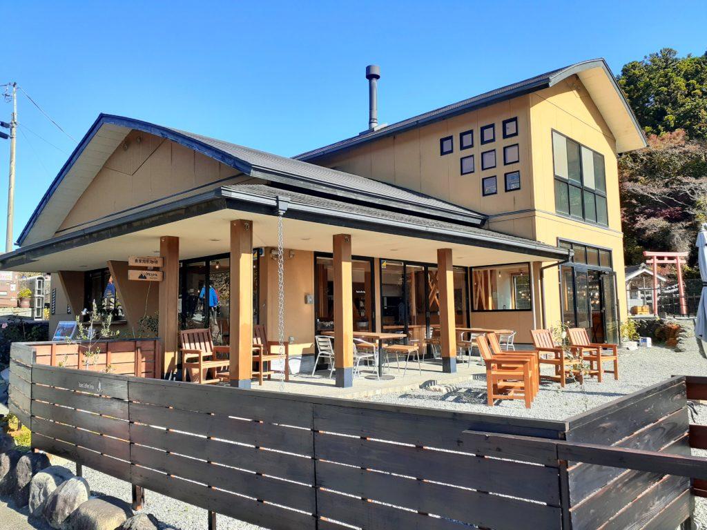【ペット同伴観光】富士山白糸の滝 カフェもペット大丈夫