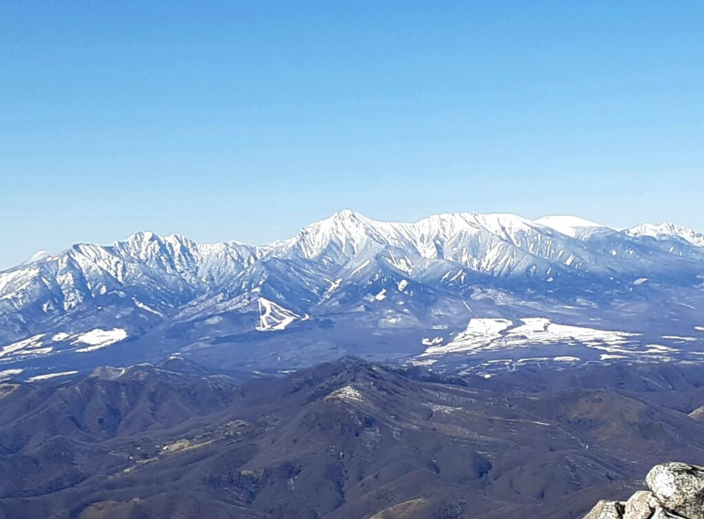 瑞牆山は初心者でも登れる日帰り登山 八ヶ岳の姿