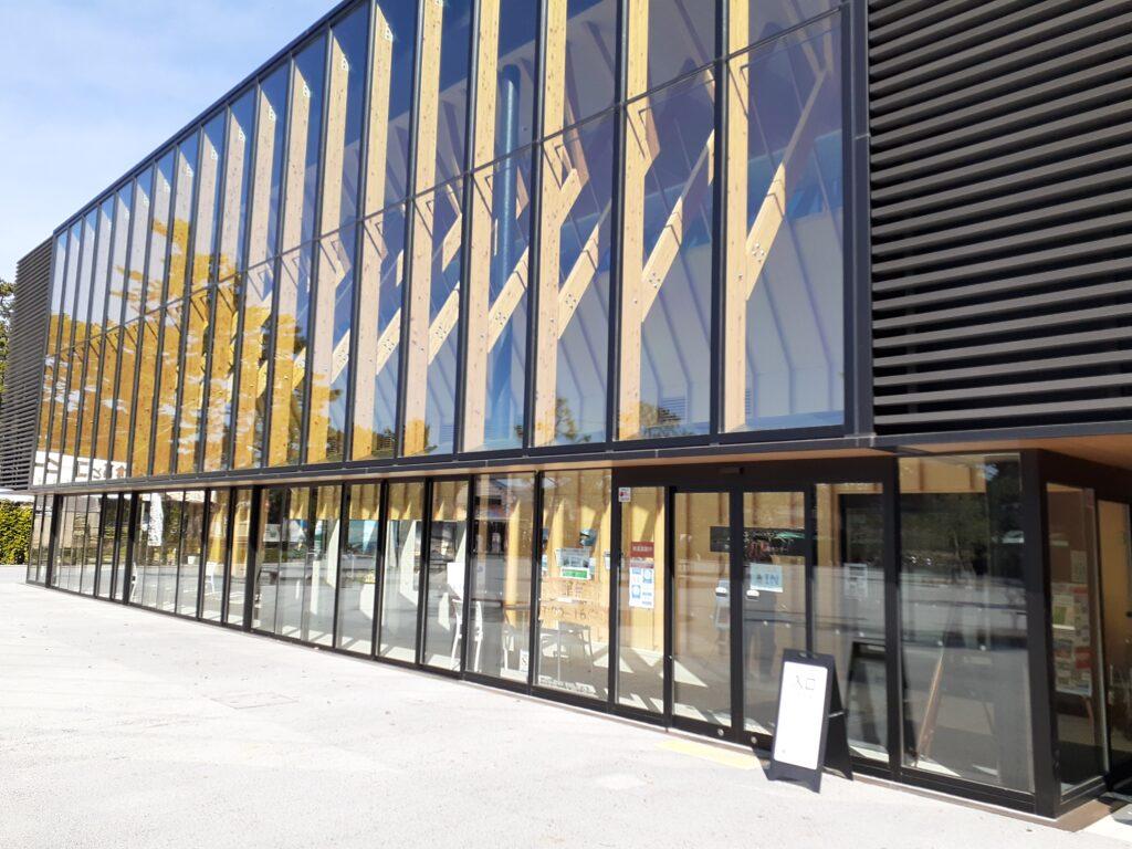 静岡市三保松原文化創造センター「みほしるべ」 ペット連れおすすめスポット