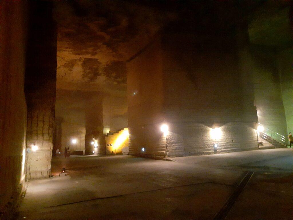 【大谷資料館】地下空間の見どころ紹介!一番最深部。