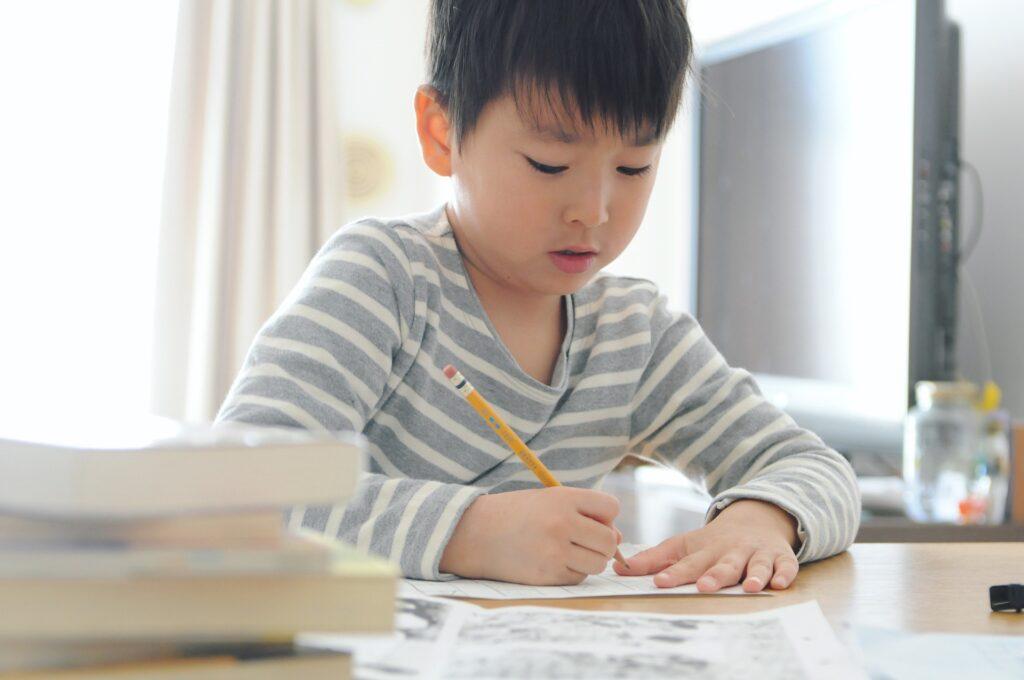 【中学受験】算数タブレット学習が効果的な理由!自宅学習を最大化!